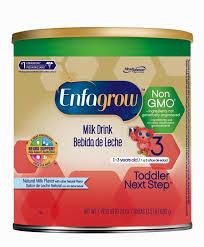 Hình tổng thể Sữa Enfagrow Older Toddler Vanilla số 3 Mỹ 1.04kg dành cho bé 1-3 tuổi