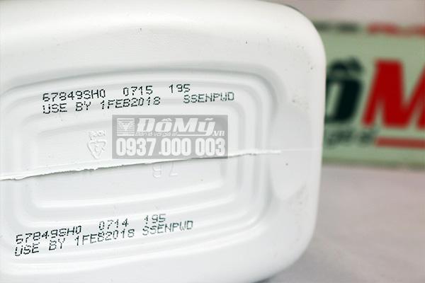Sữa Similac Pro Sensitive HMO NON GMO hộp 638g của Mỹ