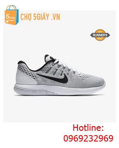 8e704a55dc46 Giày Nike LunarGlide 8 chính hãng được nhập khẩu trực tiếp tại Mỹ qua đường  hàng không. Full box