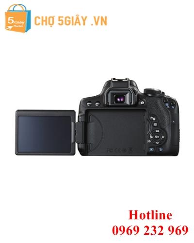 Canon 750D + Kit EF-S 18-55mm F/3.5-5.6 IS STM (Chính hãng)