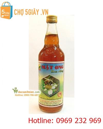 Mật Ong Hoa Rừng Mộc Châu - 700Gr