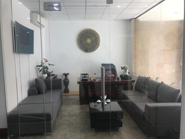 Share văn phòng quận 1