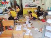 Đơn vị chuyển hàng quốc tế DHL tại Hồ Chí Minh