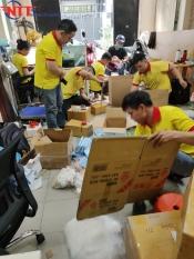 Dịch vụ chuyển hàng quốc tế DHL tại quận 10