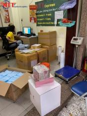 Dịch vụ và bảng giá chuyển hàng quốc tế DHL tại Quận 3
