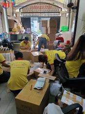 Dịch vụ vận chuyển hàng đi Mỹ tại Hồ Chí Minh