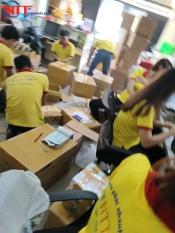 Dịch vụ vận chuyển hàng quốc tế DHL tại Hồ Chí Minh