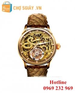 Đồng hồ Tourbillon Memorigin 666666V (Phiên bản Rắn)