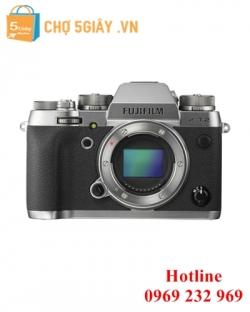 Fujifilm X-T2 Graphite Silver (Body) (Chính hãng)