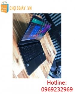 laptop samsung ultralbook NP940X3L, i7 6500, 8G, ssd 256G, 4K, cảm ung, giá rẻ