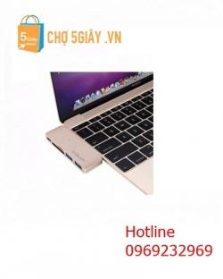 LeTouch USB-C 5.1 - ( usb - đọc thẻ nhớ )