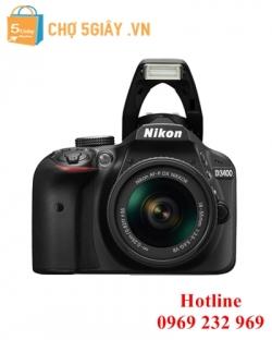 Nikon D3400 +Nikon AF-P DX 18-55mm F/3.5-5.6G VR (Chính hãng)