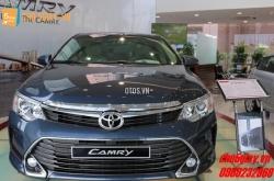 Toyota Camry 2.5G 2017