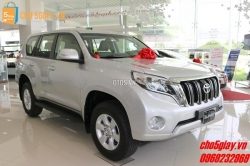 Toyota Land Cruiser Prado 2016
