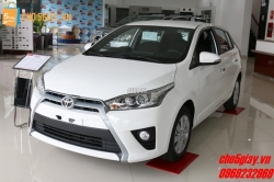 Toyota Yaris 1.5G CVT 2017