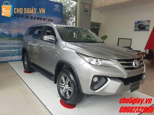 Toyota Fortuner 2.7V 2017