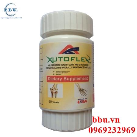 Xutoflex lọ 60 viên điều trị viêm, thấp, thoái hóa khớp